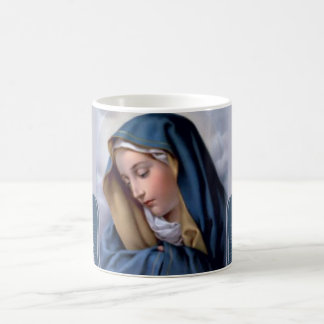 Our Sorrowful Mother Virgin Mary Coffee Mug