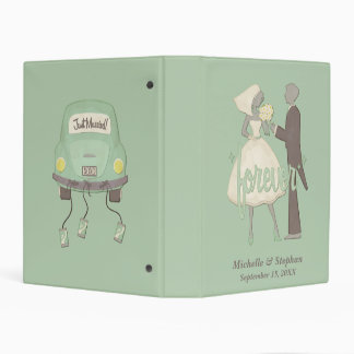 Our Special Day Wedding Mini Binder