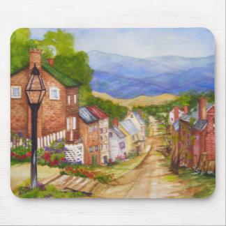 """Our Town"" Waynesboro, VA - Late 1800's Mouse Pad"