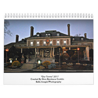 Our Towns 2017 Calendar
