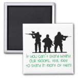 Our Troops Magnet
