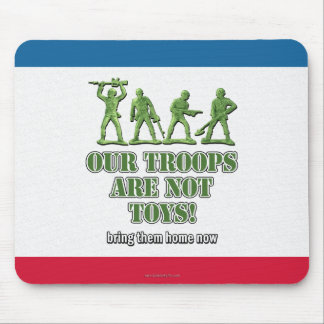 Our Troops... Mouse Pad