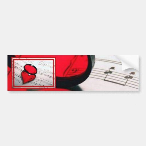Our Tune Bumper Sticker