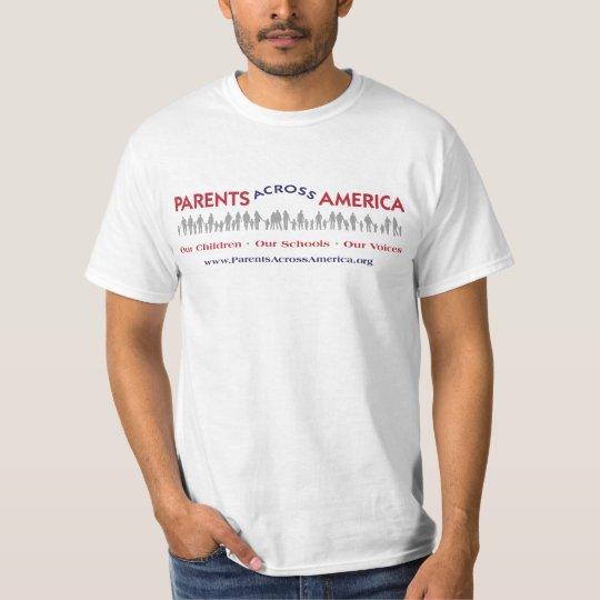 Our Value T-Shirt: PAA Logo T-Shirt