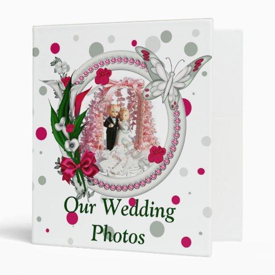 OUR WEDDING BINDER #5