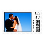 Our Wedding Day Postage Stamp