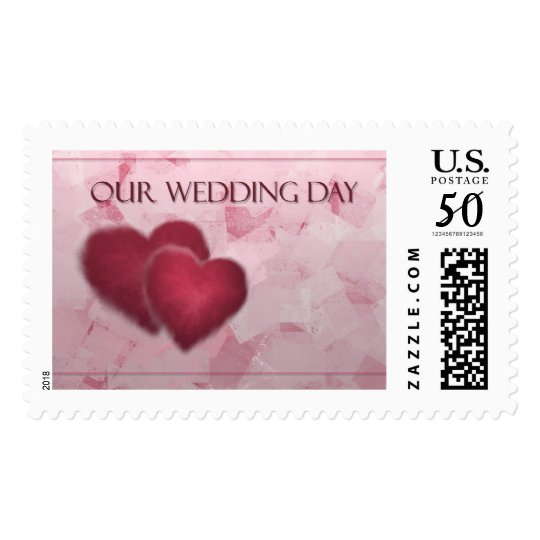 Our Wedding Day Stamps