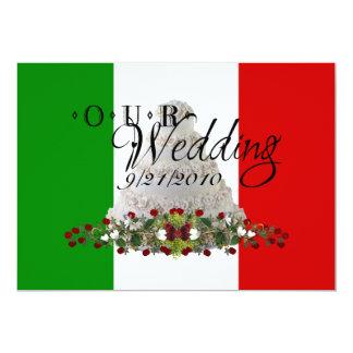 Our Wedding Custom Announcement