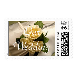 Our Wedding postage