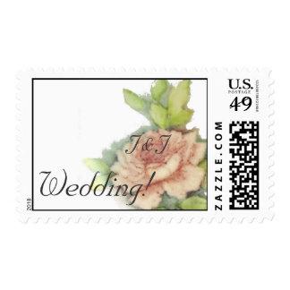 Our Wedding Postal Stamp-Customize