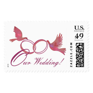 Our Wedding rings postage