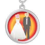 Our Wedding Souvenir Necklace