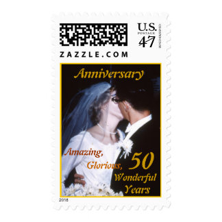 Our wedding stamp-You may kiss the bride.j... Postage