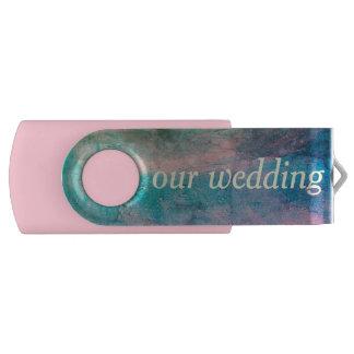 our wedding USB by DAL Flash Drive