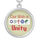 Our Wish UNITY Necklace