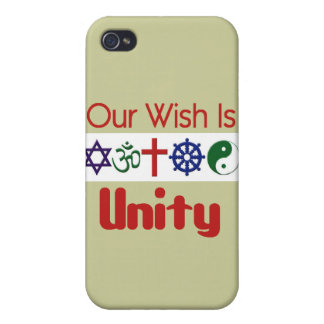 Our Wish UNITY Speck Case