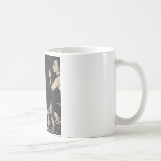 Our women are becoming alcoholics! coffee mug