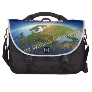 Our World Dsign Computer Bag