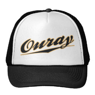 Ouray Baseball Hat