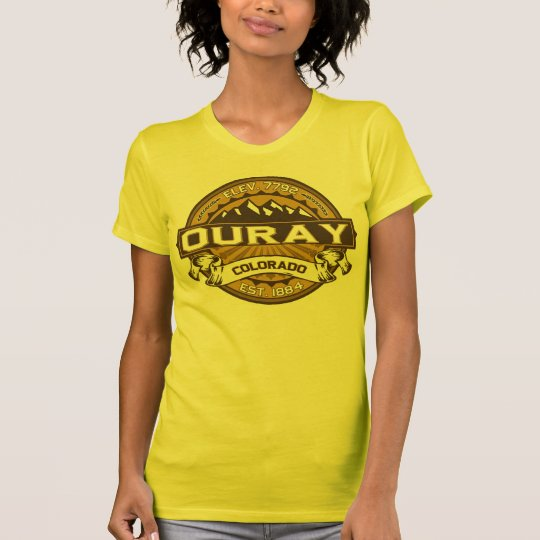 Ouray City Logo T-Shirt