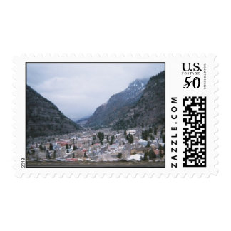 Ouray CO Photo Postage
