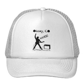 Ouray, CO Trucker Hat