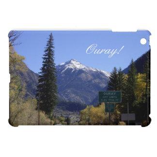 Ouray Colorado Cover For The iPad Mini