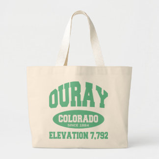 Ouray, Colorado Large Tote Bag