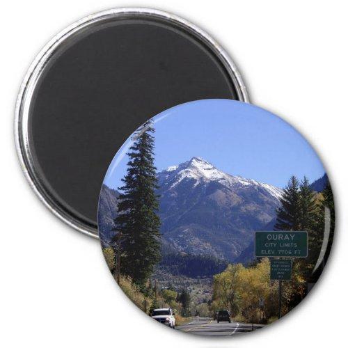 Ouray Colorado Magnet