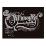 ouray colorado post card