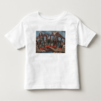 Ouray, ColoradoLarge Letter ScenesOuray, CO Toddler T-shirt