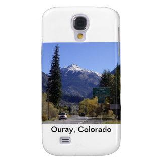 Ouray, cubierta de la galaxia S4 de Colorado Samsu Funda Para Galaxy S4