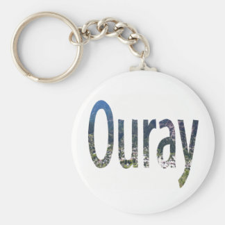 Ouray Keychain