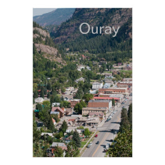 Ouray Póster