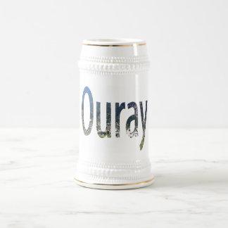 Ouray Stein Jarra De Cerveza