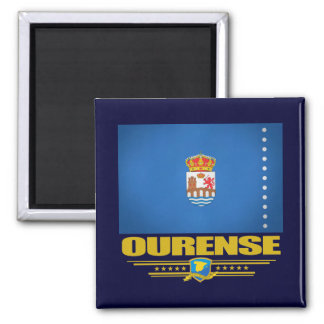 Ourense 2 Inch Square Magnet