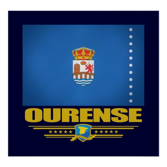 Ourense Poster