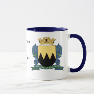 Ouro Preto, Brazil Mug