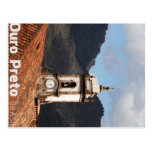 Ouro Preto Postcard Cartao Postal
