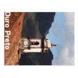 Ouro Preto Postcard Tarjetas Postales