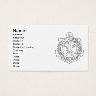 Ouroboros Business Card