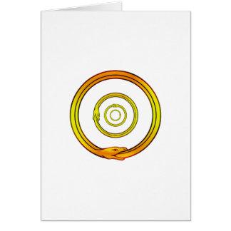 Ouroboros Card