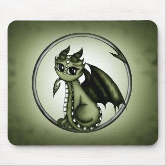 Ouroboros Dragon Mousepads