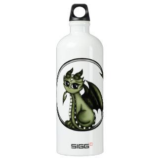 Ouroboros Dragon SIGG Traveler 1.0L Water Bottle