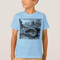 Ouroboros Dragon - Tee shirt