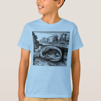 Ouroboros Dragon - Tee shirt