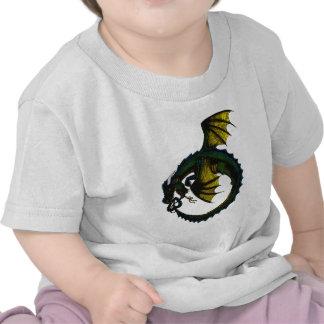 Ouroboros Dragon T-shirts