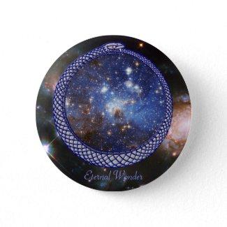 Ouroboros Galaxy - Button #2 button