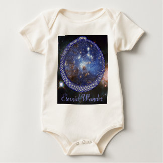 Ouroboros Galaxy - Infant 1 Romper