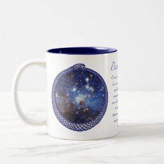 Ouroboros Galaxy - Mug #4 mug